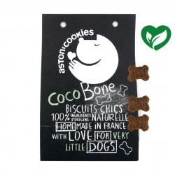 ASTON'S COOKIES - Coco Bone (mini biscuits - recette vegan) 150gr