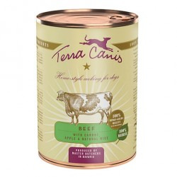 TERRA CANIS Classic Chien, Boeuf 400gr