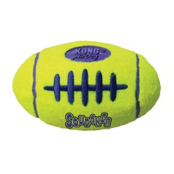 KONG Air Dog Squeaker Rugby pour Chien